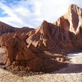 San Pedro de Atacama III - Cordillera de la Sal
