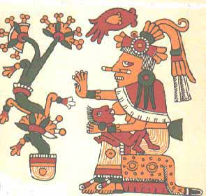 Xochiquetzal, Gods And Goddesses 6