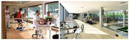 Fisioterapia, Preparación Física, Centro Fitness. Rafa Nadal Academy