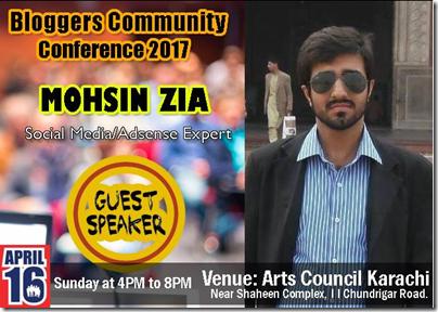 Mohsin Zia - Social Media Expert