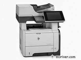 Driver HP 500 MFP M525 Printer – Download and install steps