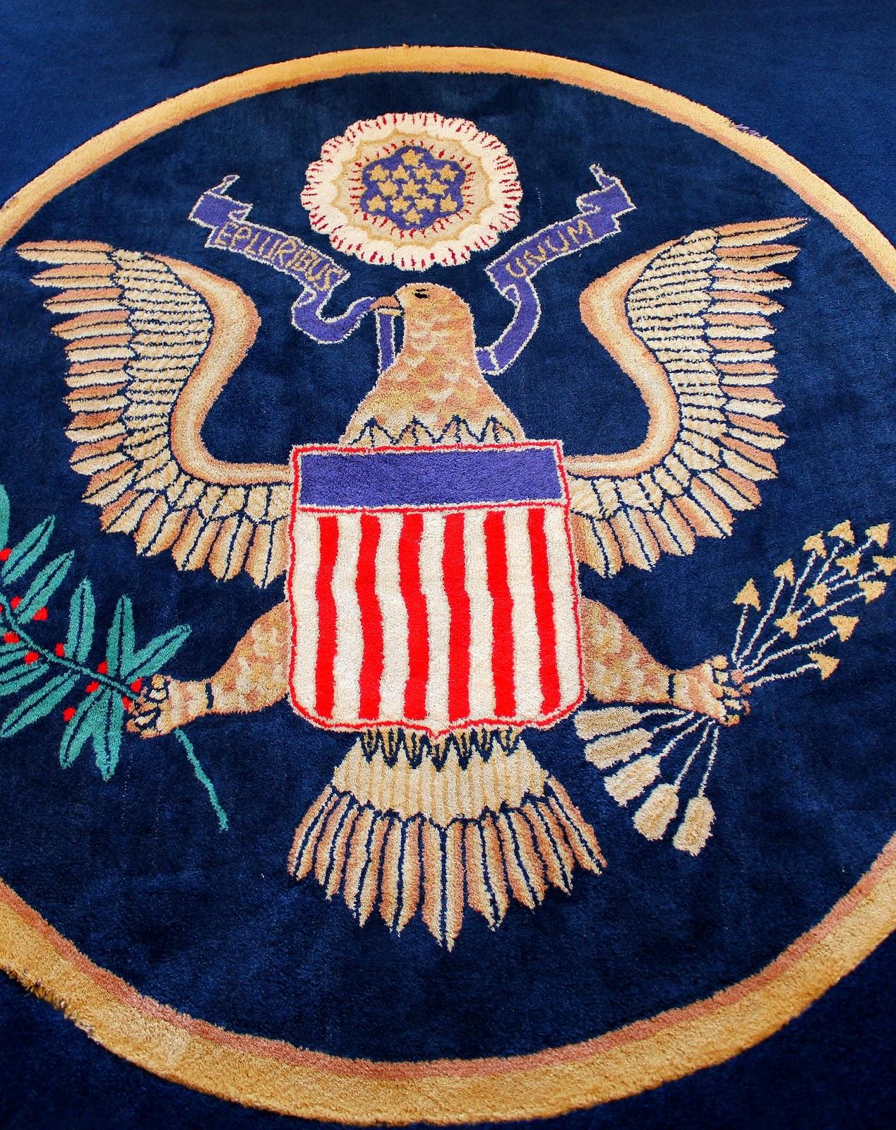 oval office rug. Oval Office Rug )