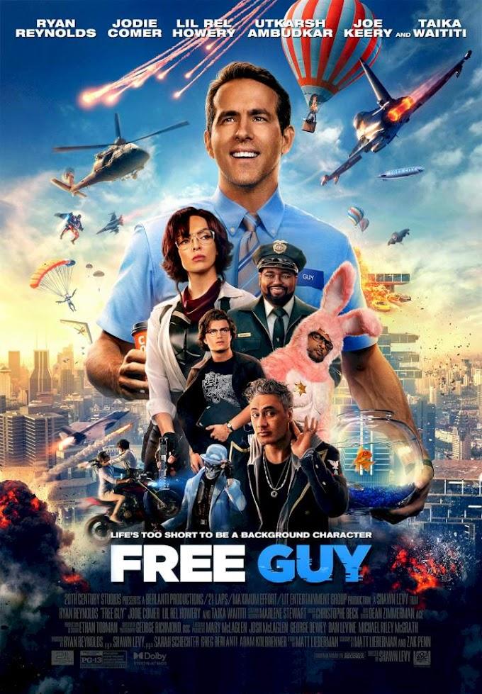Movie: Free Guy (2021)