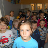 Návštěva 1. třídy ZŠ - MŠB