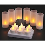 Rechargeable LED Candle Tea Light :: Date: May 6, 2012, 2:02 PMNumber of Comments on Photo:0View Photo