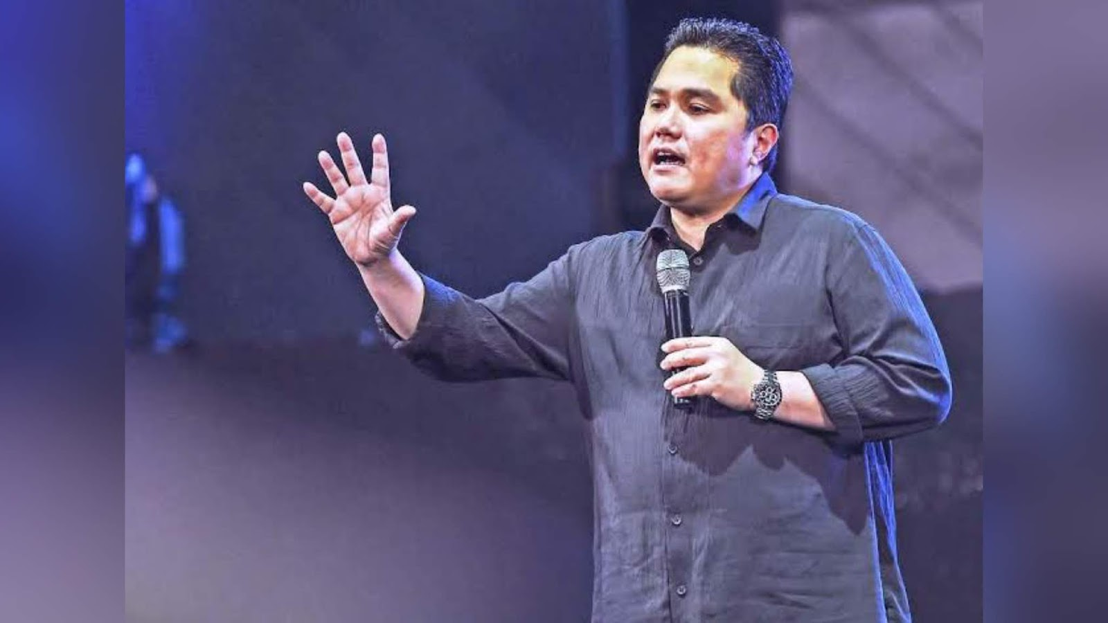 Menteri BUMN Sebut Korban yang Meninggal Akibat Virus Corona Akan Masuk Surga