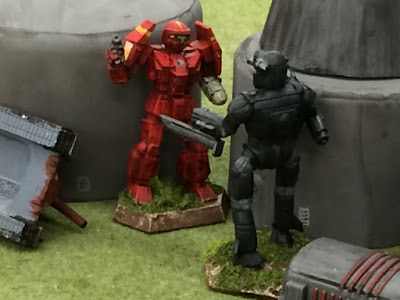 BattleTech: Alpha Strike AAR - Black Jack's Campaign - 5/28/15