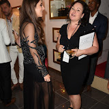 EmilioOIC - ENTSIMAGES.COM - Ella Jade and Catherine Lyn Scott at the  Ella Jade Interiors Press Launch in Hampstead London 1st September 2015 Photo Mobis Photos/OIC 0203 174 1069