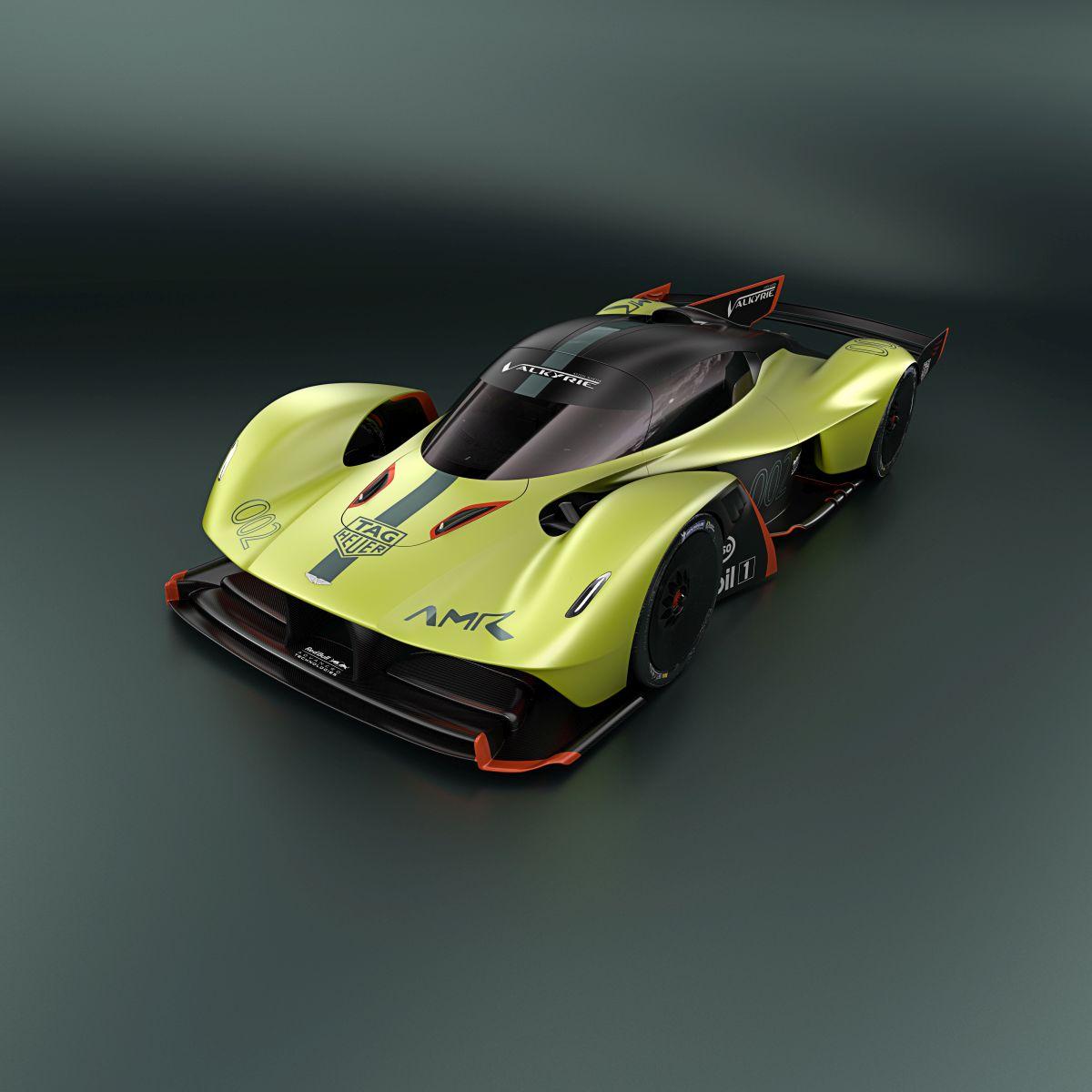 Aston Martin Valkyrie Amr Pro: Aston Martin Valkyrie AMR Pro