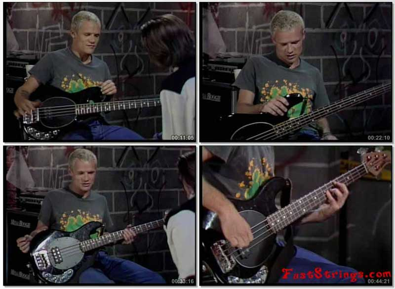 Flea: Master Session - Bass Guitar Lesson