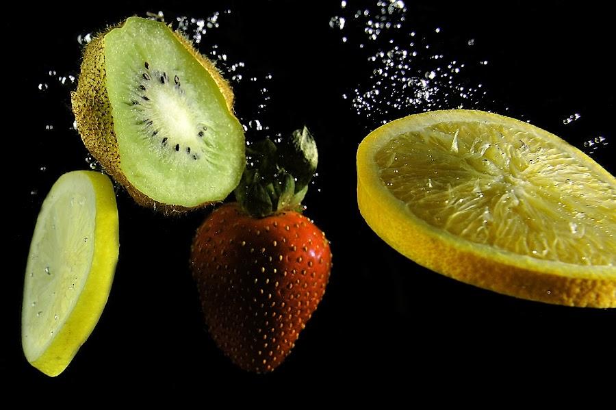 Splash! by Photo By Vlad - Food & Drink Fruits & Vegetables