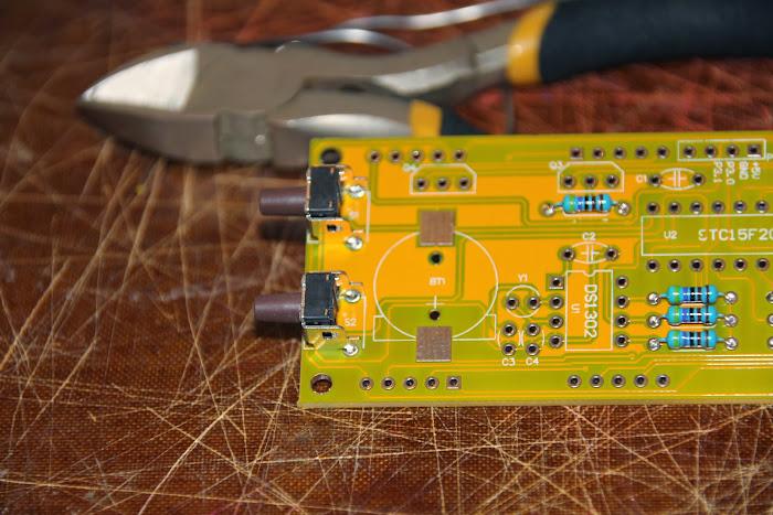 Banggood: Радиоконструктор 'Электронные часы'