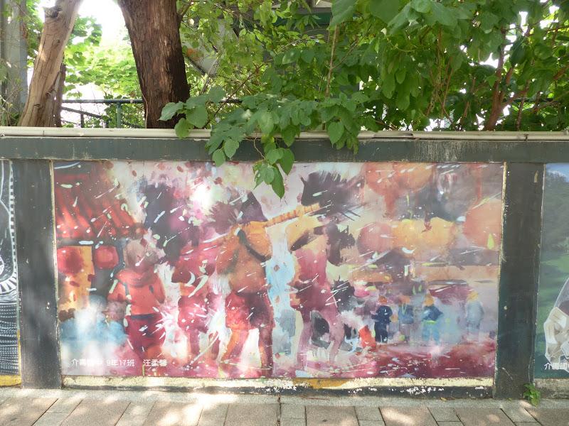 Taipei. Modélisme davions et Street art - P1250769.JPG