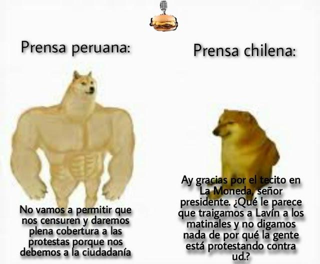 Otra vez Perú nos gana por goleada...