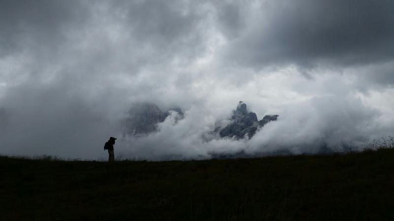 cercare la luce tra le nuvole di mauro_zoboli