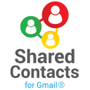 Logo of Shared Contacts for Gmail®: Share Google Contacts