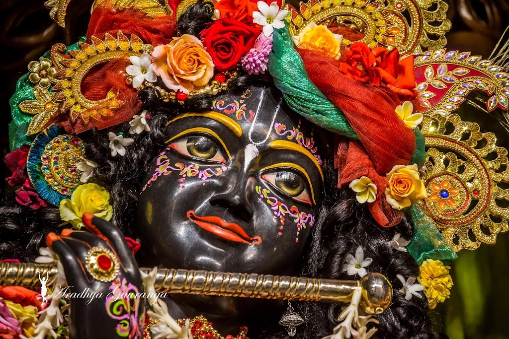 ISKCON Mayapur Deity Darshan 11 Jan 2017 (30)