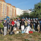 10 октября – Всероссийская акция «Чистый берег».