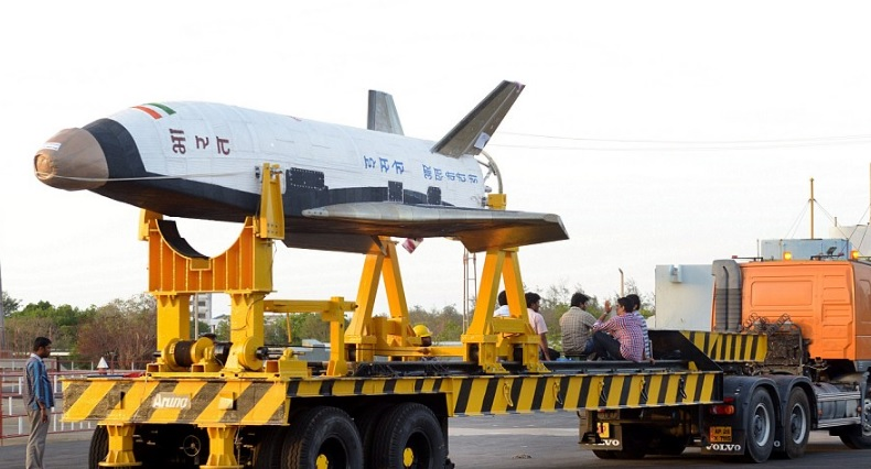 இந்தியாவின் மறுபடி பாவிக்கக் கூடிய மினி ராக்கெட்டு (Mini space shuttle) பரிசோதனை வெற்றி