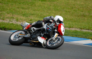 3. Lauf Continental Superduke Battle - Oschersleben