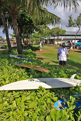 surfboards in hawaii, surfers community in hawaii