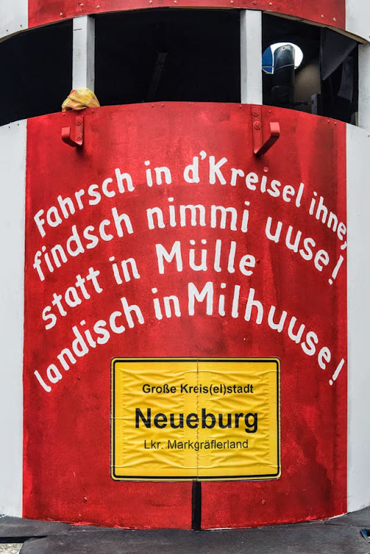 Fasnachtsumzug Neuenburg