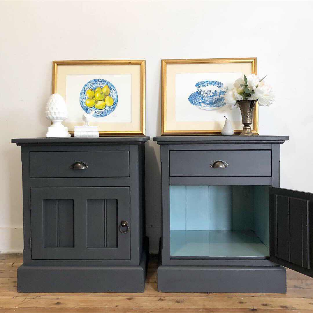 graphite ash bedside tables lilyfield life