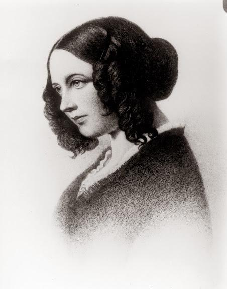 Daniel Maclise - Catherine Hogarth in 1845