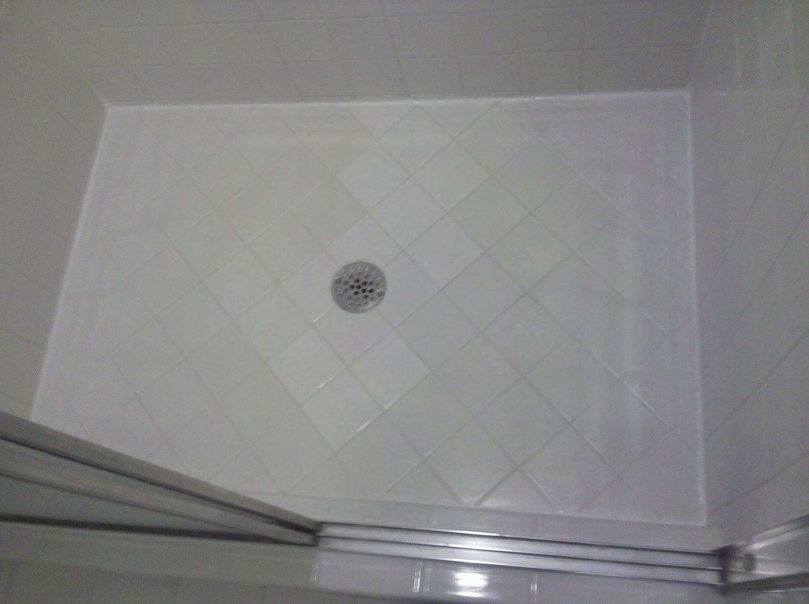All Around Home, LLC: Custom shower base repair - Herndon