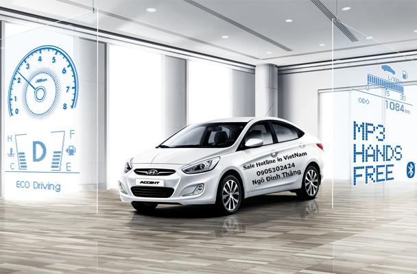Hyundai Accent 1.4L 5MT