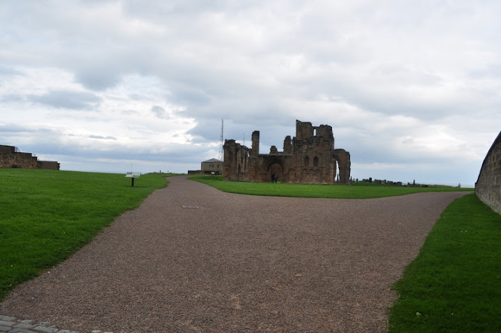 Remains of the castle !