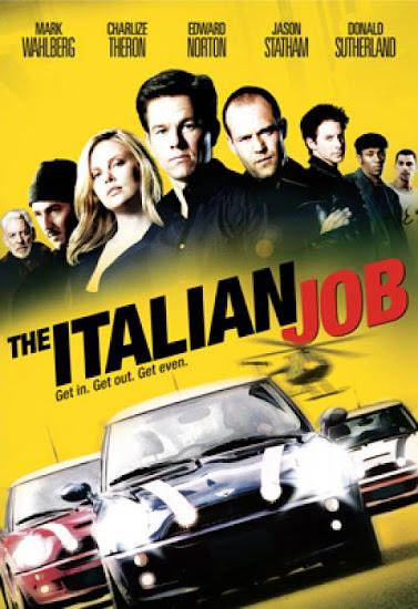 The Italian Job ปล้นซ้อนปล้น พลิกถนนล่า HD [พากย์ไทย]
