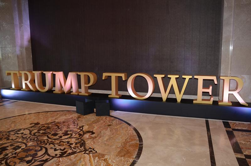 Trump Tower Launch - 3