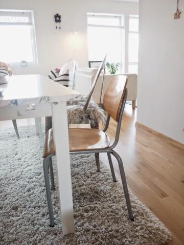 Stue – spisestue – nordisk stil – silje husebø