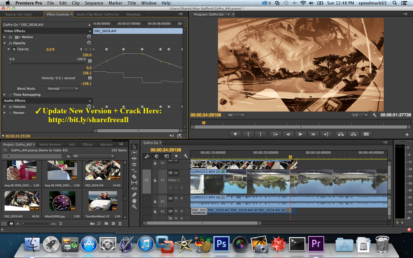 Adobe Premiere Pro CC 7.1.0 Build 141 Multilanguage [ChingLiu] Free Download