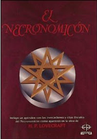 Cover of Al Azif's Book Mundo Desconocido El Necronomicon In Spanish