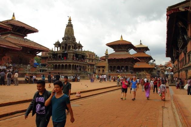 Krishna Temple and the Patan Heritage Zone
