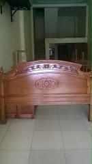 Giường ngủ đẹp MS-127