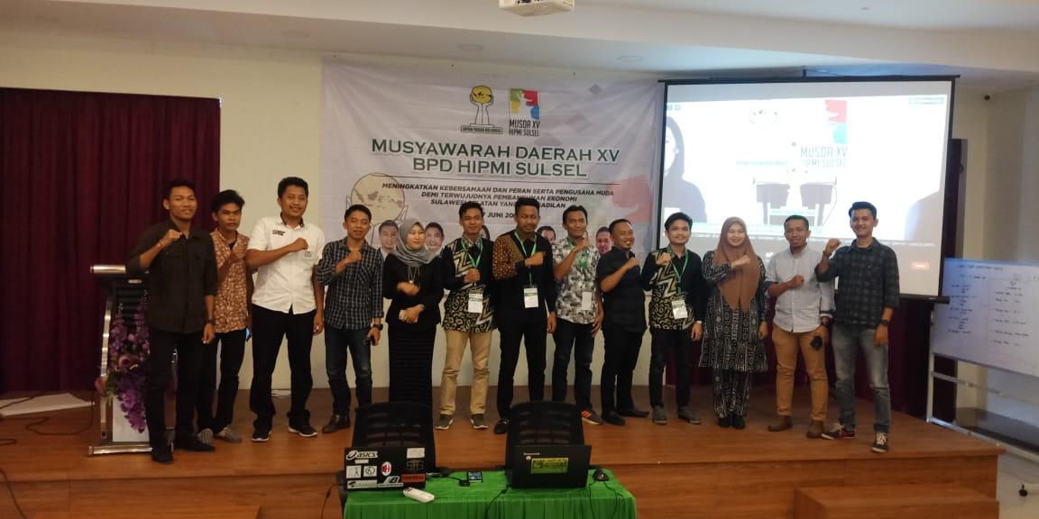 BPC HIPMI Bantaeng Dukung Ketua HIPMI Sulsel Terpilih ARM