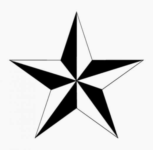 Tattoos on Pinterest  Nautical Star Tattoos Nautical Star and