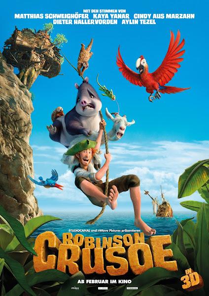 Robinson Crusoe - Lạc Trên Đảo Hoang