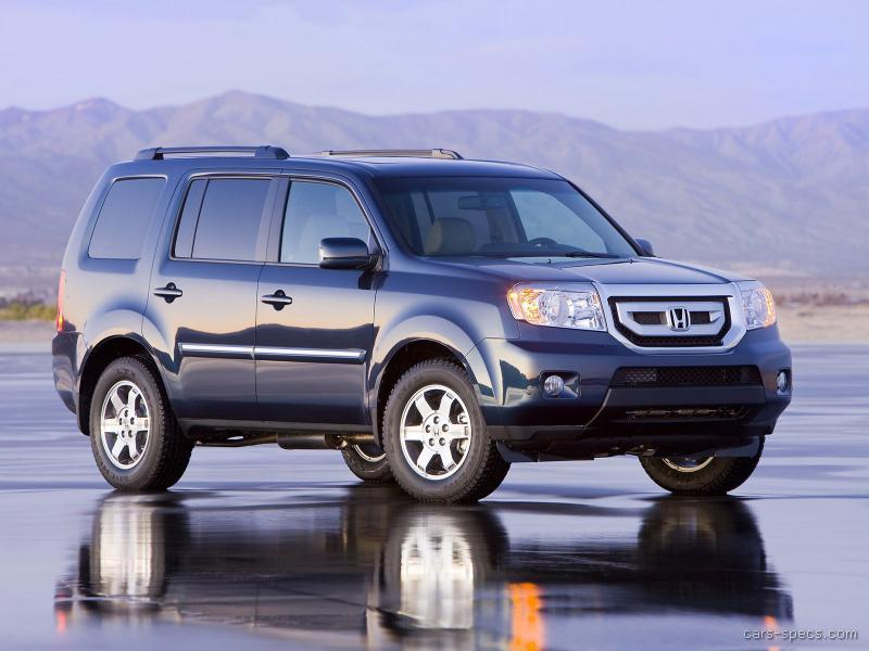 2010 honda pilot suv specifications pictures prices. Black Bedroom Furniture Sets. Home Design Ideas