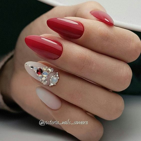 Easy Nail Designs For Long Nails 2018 3