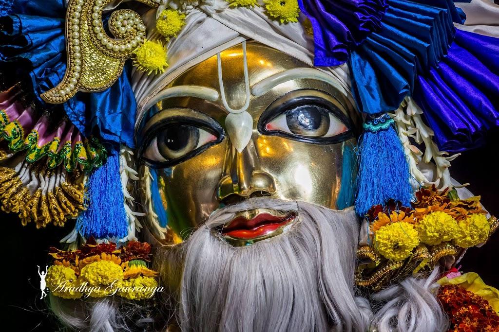 ISKCON Mayapur Deity Darshan 11 Jan 2017 (14)
