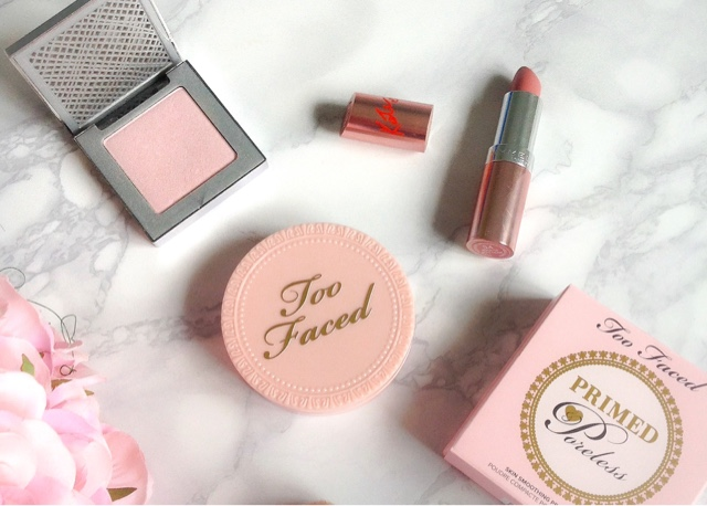 Too Faced Primed & Poreless Pressed Powder Review
