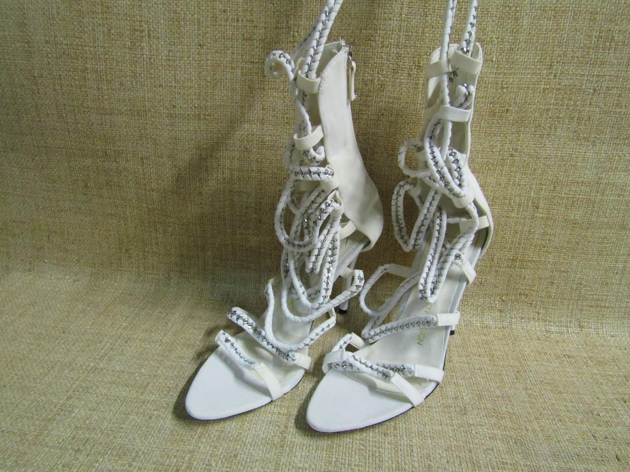Giuseppe Zanotti Rope Sandals