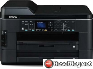 Reset Epson PX-1700F Waste Ink Counter overflow problem