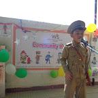 Community Helpers Dress-up (Sr. KG) 21.09.2015