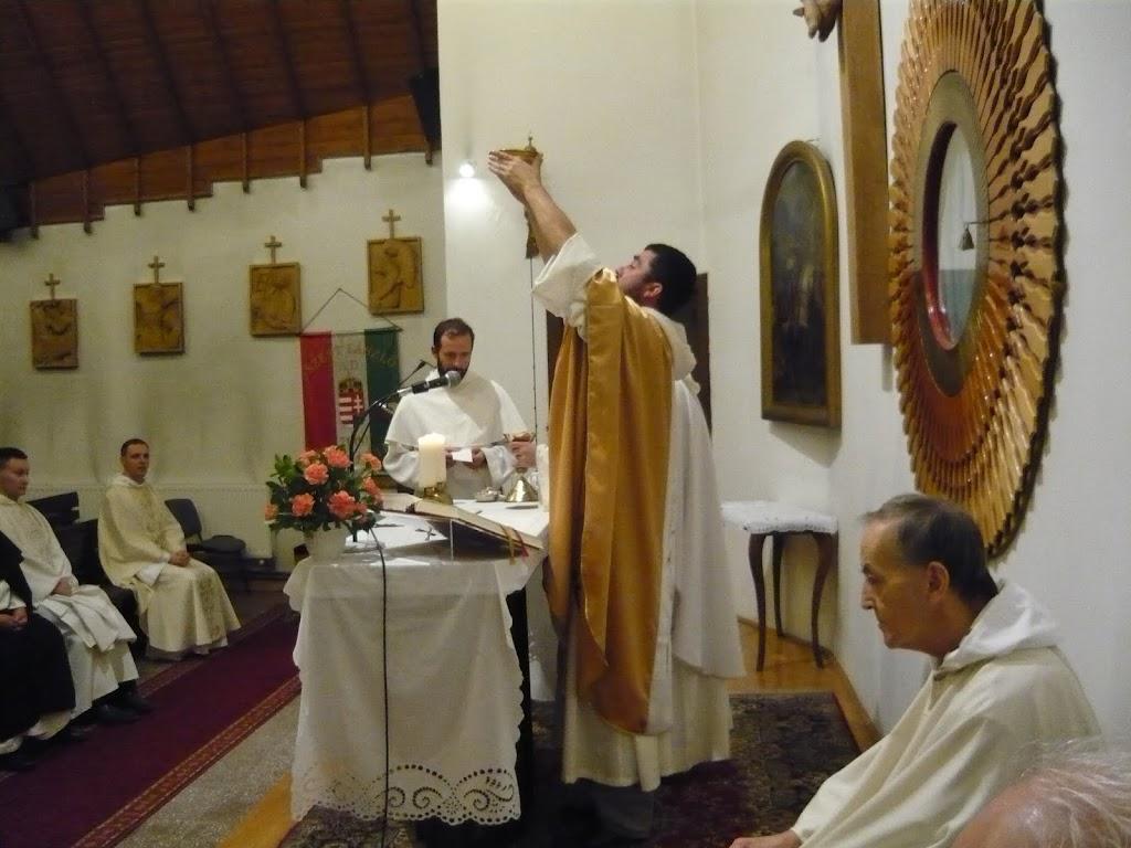 József testvér fogadalomtétele, 2011.09.24., Debrecen - P1010854.JPG