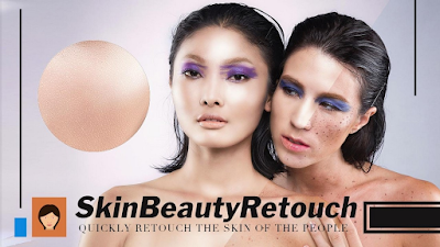 Skin Beauty Retouch